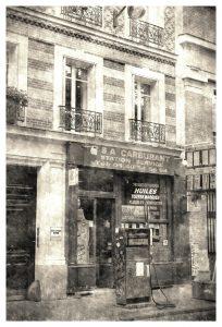 St Martin, Paris
